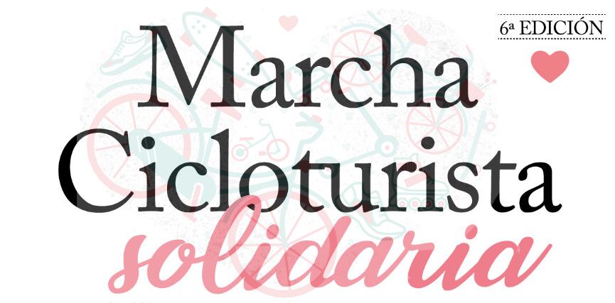 Marcha Cicloturista Solidaria en Familia